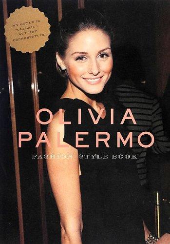 OLIVIA PALERMO_FASHION STYLE BOOK (MARBLE BOOKS Love Fashionista)