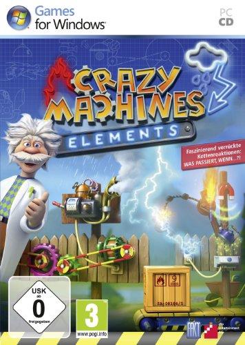 Crazy Machines: Elements (Incredible Machine)