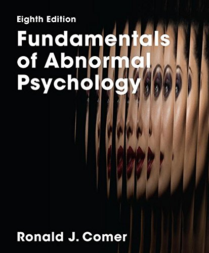 Pdf Download Fundamentals Of Abnormal Psychology Full Pages By