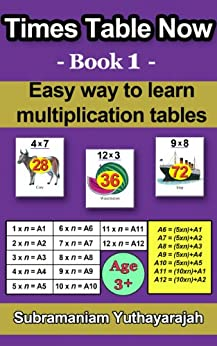 Learning times tables the easy way - Schools of Isolated ...