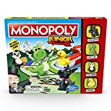 Image for board game Hasbro Gaming Monopoly Junior Game