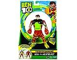 Ben 10BEN29300Heatblast Ben a Alien Transforming Figure