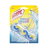 #9: Harpic Wave Fresh Power 6 Toilet Rim Block - Citrus