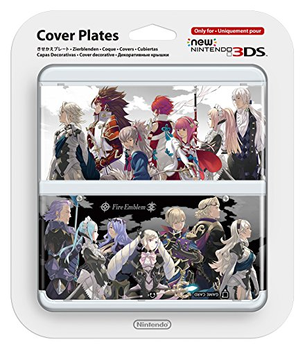 Cover Plates - No. 61 - Fire Emblem if [New 3DS]