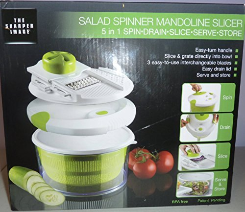 the-sharper-image-5-in-1-mandoline-slicer-by-unknown