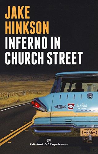 scaricare ebook gratis Inferno in Church Street PDF Epub