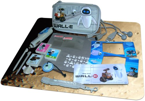 Indeca Wall-E DS Lite Combination Kit (Nintendo DS)