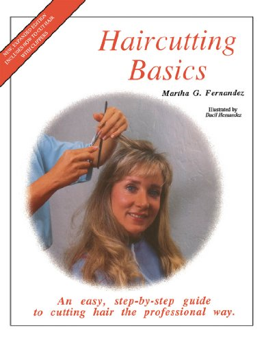 Haircutting Basics: An easy, step-by-step guide to cutting hair the professional way (English Edition) -