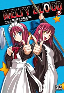 Melty Blood Edition simple Tome 8