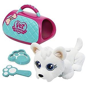 Pet Parade - Deluxe Bag con 1 Cachorro Exclusivo (Giochi Preziosi 18550)