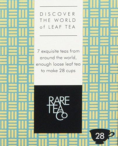 Rare Tea Company Discovery Box