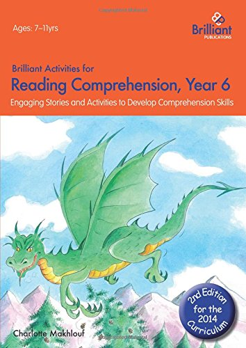 Brilliant Activities for Reading Comprehension, Year 6 (2nd edition)