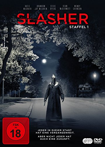 Slasher - Komplette 1. Staffel [2 DVDs] [Alemania]