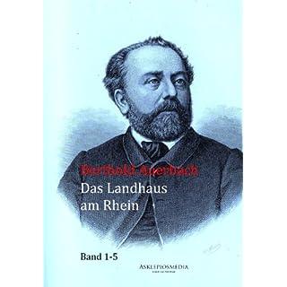 Das Landhaus am Rhein: Band 1-5