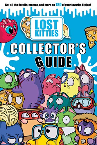 Hasbro Lost Kitties Collector's Guide (Collector's Guides) Kitty Cat Pant