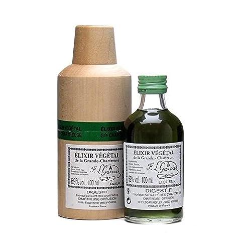 Chartreuse Elixir Végétal Liqueur 10