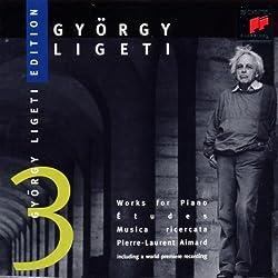 Ligeti-edition Vol. 3 (Klavierwerke)