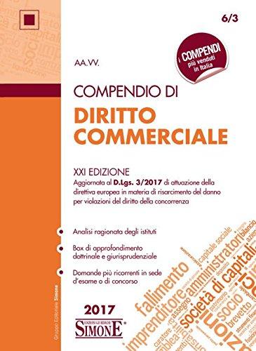 Compendio di diritto commerciale Compendio di diritto commerciale 51axE3C0SaL