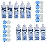 Kombilösung DreamEye 7in1 All-in-One-Pflegemittel für weiche Kontaktlinsen (10x 350ml)