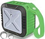 Bluetooth Lautsprecher Wasserdicht,PSNY IP56 Outdoor Bluetooth Außen-Musikbox,Fahrrad...