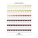 Affiche Les Couleurs du Vin de Bouchard Aîné