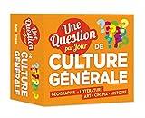 Une question par jour de culture générale 2018