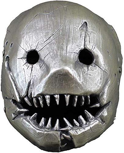 RAXYQ Halloween-Maske Halloween-Metzgermaske Cospaly Dawn Killer Spiel (Zombie Dawn Kind Kostüm)