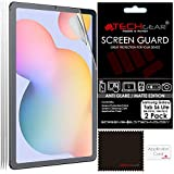 "TECHGEAR 2 Pack Galaxy Tab S6 Lite 10.4"" Anti Glare Screen Protectors (SM-P610/SM-P615), MATTE Screen Protector Guard Cover Ontworpen voor Samsung Galaxy Tab S6 Lite 10.4"""