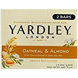 Yardley Oatmeal And Almond Bar Soap By ,...