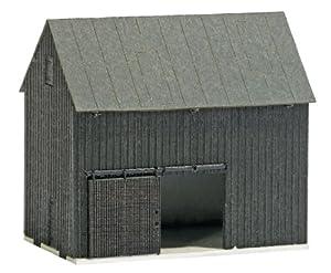 Busch - Edificio ferroviario de modelismo ferroviario N Escala 1:87 (BUE8201)