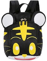 Preisvergleich für PENGYUE Kinderrucksack Kindergartenrucksack Kinder Rucksack Bestickt mit Tiger Lässig Niedlich Baby Backpack Geeignet...
