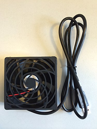 Magnetic Fan 2 - Power Gehäuselüfter extern Plug&Play USB