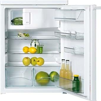Miele K 12022 S-1 Kühlschrank / A+ / Kühlen: 127 L / Gefrieren: 18 L / Weiß / ComfortClean - hygienische Reinigung