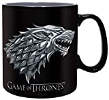 GAME OF THRONES - Mug - 460 ml - Stark/Winter is coming -avec boitex2