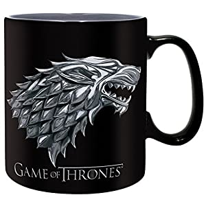 ABYstyle - GAME OF THRONES - Taza - 460 ml - Stark/Winter is coming 13