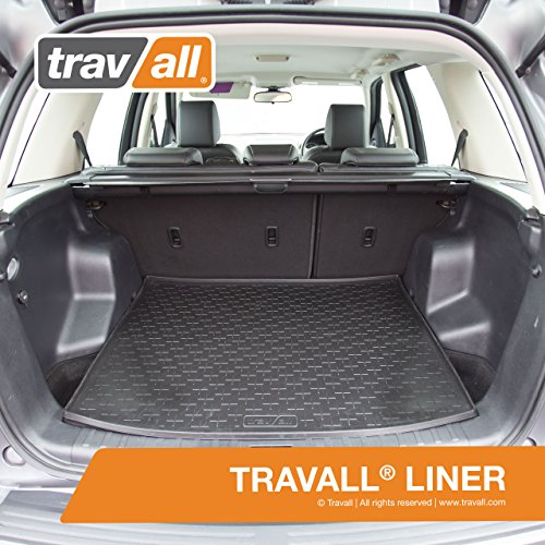 Travall Liner TBM1025 - Vehicle-Specific Rubber Boot Mat Liner