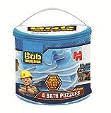 Bob the Builder 4-In-1 Foam Bath Puzzle