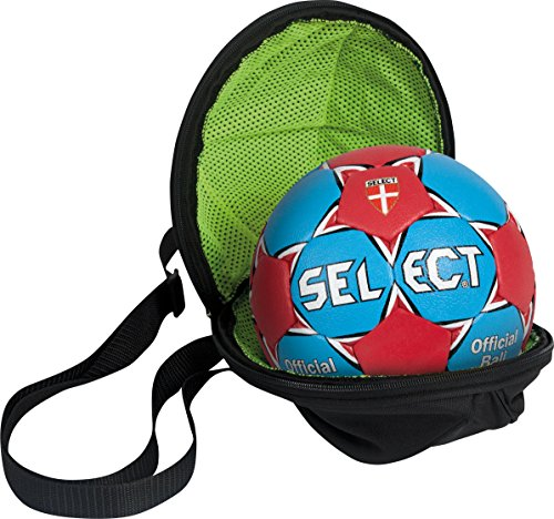 Select Handballtasche, 3 l, schwarz, 8199100111