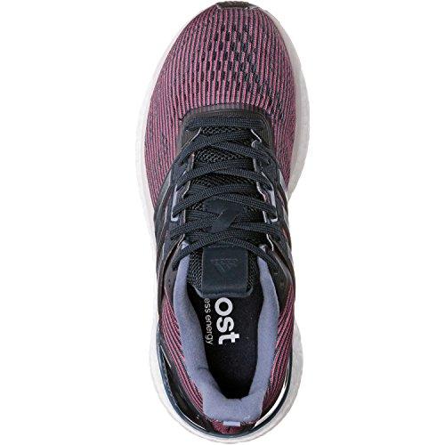 adidas Damen Supernova Laufschuhe, Grau Mehrfarbig (Super Purple S16/legend Ink F17/easy Coral S17)