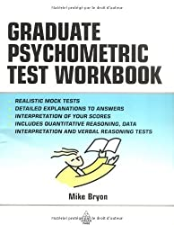 Graduate Psychometric Test Workbook by Mike Bryon (2005-08-30)