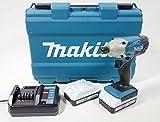 Makita TD127DWE - Atonillador De Impacto 18V
