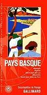 Pays basque par Gallimard