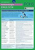 PONS Redewendungen auf einen Blick Englisch: Die 150 häufigsten festen Wendungen für perfektes Englisch (PONS Auf einen Blick)