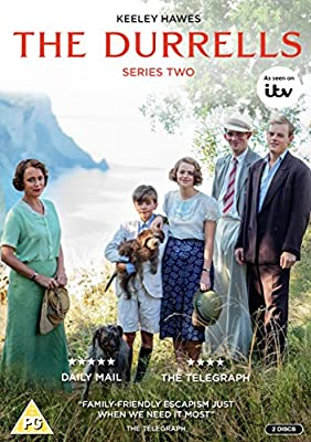 The Durrells - Series 2 [DVD] [2017]