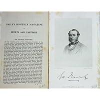 Sig. Antico George Fenwick Hunting Sport del Ritratto 1874