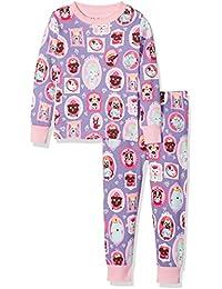 Hatley Long Sleeve Printed Pyjama Sets, Conjuntos de Pijama para Niños
