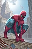 Marvel Comics The Amazing Spider-Man #700.2 Klaus Janson Variant Cover B