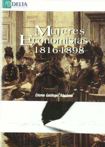 Mujeres economistas 1816-1898 (Ensayos)