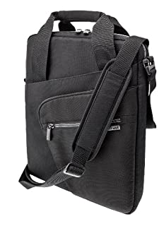 "Trust 17828 - Bolsa de transporte maletín para tablet hasta 11.6"" color negro (B005F5CK5I) 