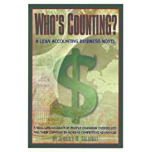 Who's Counting?  A Lean Accounting Business Novel (English Edition)